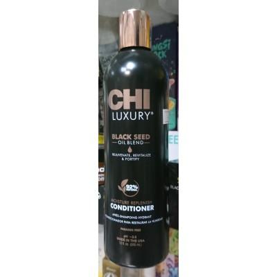 Кондиционер для волос CHI Luxury Black Seed Oil Восстанавливающий с маслом черного тмина (355мл)