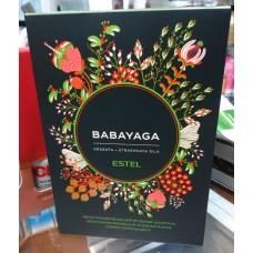 Набор косметики для волос Estel Babayaga шампунь 250мл+маска 200мл+термозащитный спрей 200мл
