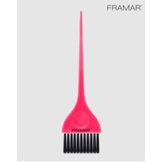 Кисть для окрашивания Framar Classic Colour Brush Pink