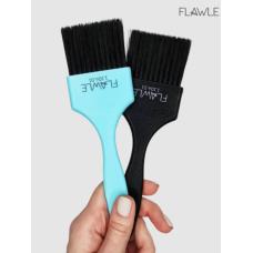 Кисть для окрашивания Flawle Painter голубой