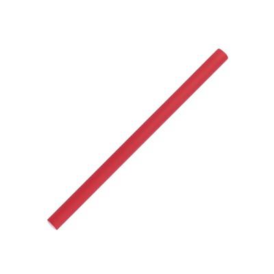 Бигуди гибкие диам. 12*240 мм красные, 10 шт/уп (арт.  PU01722)