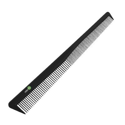 Расческа АБС-пластик для мужской стрижки 180 мм (арт.  BLACK-004)