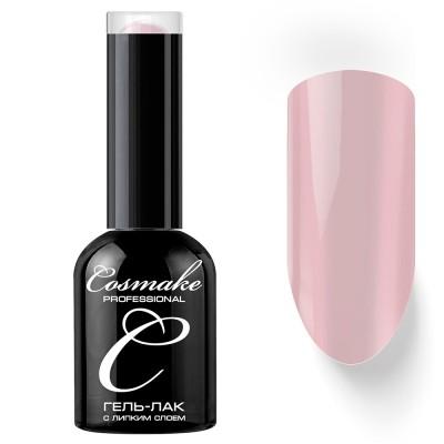 Гель-лак Cosmake №003 с липким слоем 11мл Бледно-Розовый