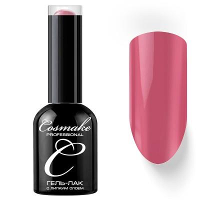 Гель-лак Cosmake №012 с липким слоем 11мл Розовый