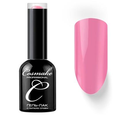Гель-лак Cosmake №055 с липким слоем 11мл Лилово-Розовый