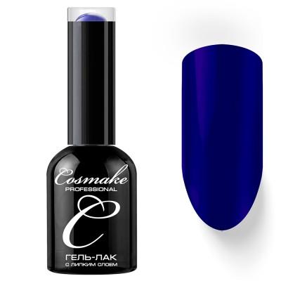 Гель-лак Cosmake №066 с липким слоем 11мл Ярко-синий