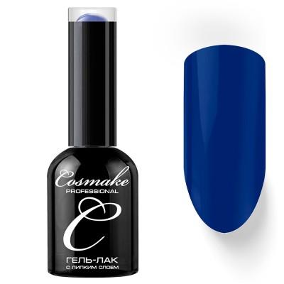 Гель-лак Cosmake №082 с липким слоем 11мл Синий