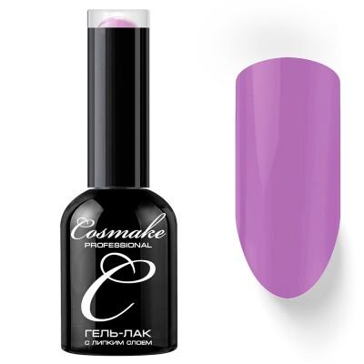 Гель-лак Cosmake №088 с липким слоем 11мл Розово-Сиреневый