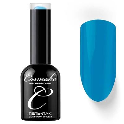 Гель-лак Cosmake №090 с липким слоем 11мл Светло-Голубой