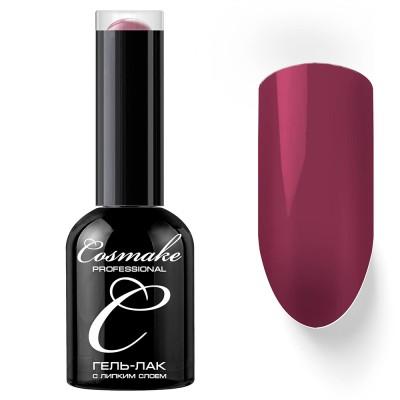Гель-лак Cosmake №131 с липким слоем 11мл Серо-Розовый