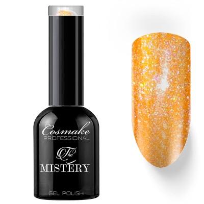 Гель-лак с липким слоем Mystery 11мл №004 Cosmake Оранжевый