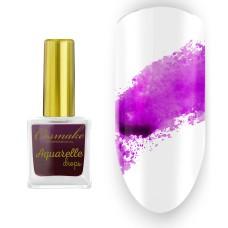 04 Краска Aquarelle Drops Сиреневый Cosmake 9 мл