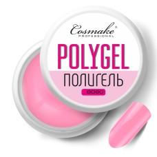 Полигель нежно-розовый 15г арт.8060 Cosmake