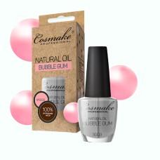 Масло Bubble Gum для ногтей и кутикулы натуральное 16 мл Cosmake 3003