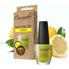 Масло Лимон для ногтей и кутикулы натуральное 16 мл Cosmake 3009