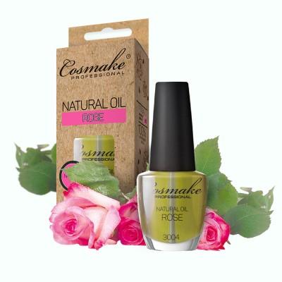 Масло Роза для ногтей и кутикулы натуральное 16 мл Cosmake 3004