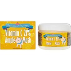 Маска для лица ВИТАМИН С VitaminC 21% Ample Mask, 100 гр, [Elizavecca]
