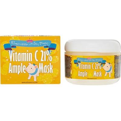 [Elizavecca] Маска д/лица ВИТАМИН С VitaminC 21% Ample Mask, 100 гр