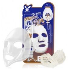Тканевая маска для лица с Эпидермальным фактор EGF DEEP POWER Ringer mask pack, 23 мл, [Elizavecca]