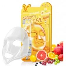 Тканевая маска для лица с Витаминами VITA DEEP POWER Ringer mask pack, 23 мл, [Elizavecca]