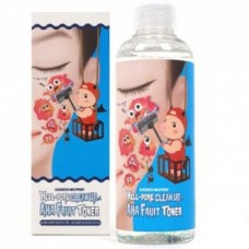 Тонер-пилинг с фруктовыми кислотами Hell-Pore Clean Up Aha Fruit Toner, 200 мл, [Elizavecca]