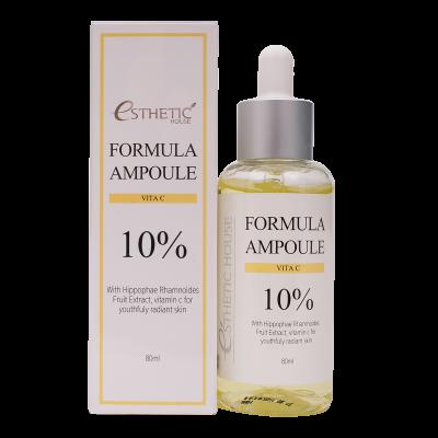 [ESTHETIC HOUSE] Сыворотка для лица с витамином С FORMULA AMPOULE VITA C, 80 мл