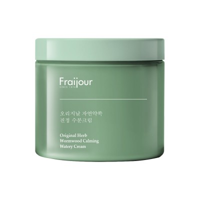 [Fraijour] Крем для лица Original Herb Wormwood Calming Watery Cream, 100 мл