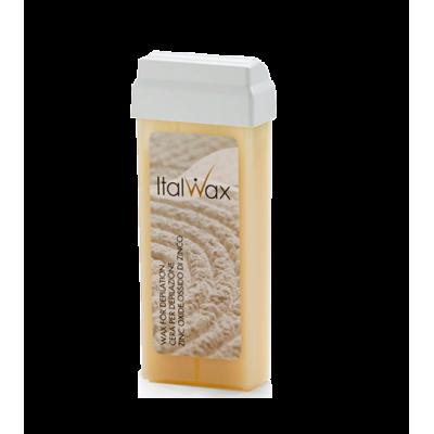 ItalWax Воск с Оксидом цинка для депиляции в картридже 100г, Италия