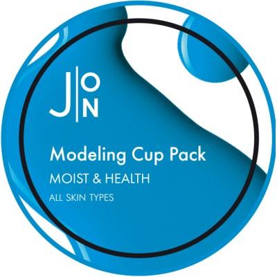 [J:ON] Альгинатная маска УВЛАЖНЕНИЕ И ЗДОРОВЬЕ MOIST & HEALTH MODELING PACK