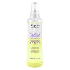 Двухфазное масло для волос с маслом ореха макадамии, 200 мл KAPOUS