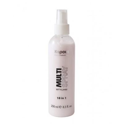 Мультиспрей для укладки волос 18 в 1 «Multi Spray», 250 мл