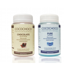 Средство для выпрямления и восстановления волос Pure, Original, Gold COCOCHOCO, 100ml