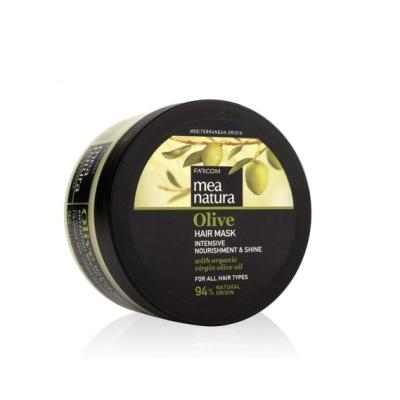 Питательная маска с оливковым маслом для всех типов волос Farcom MEA NATURA Olive, 250ml