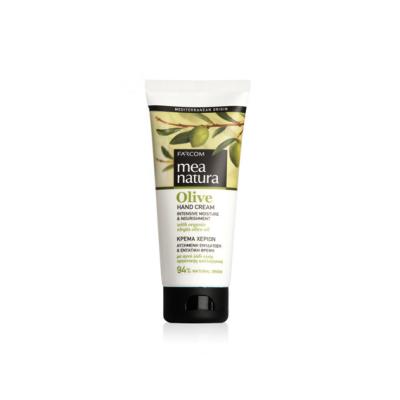 Увлажняющий и питательный крем для рук с оливковым маслом Farcom MEA NATURA Olive, 100ml