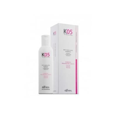 Шампунь против выпадения волос Kaaral К05 HAIR CARE Anti hair loss shampoo, 250/1000ml