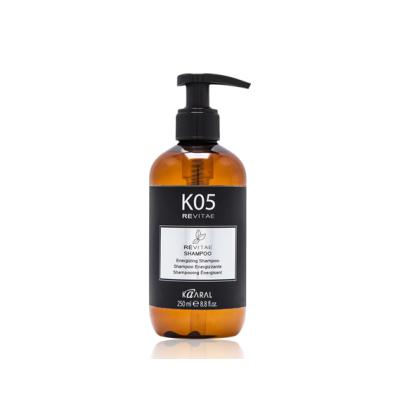 Тонизирующий шампунь для волос с дезинфицирующим эффектом Kaaral K05 REVITAE, 250ml