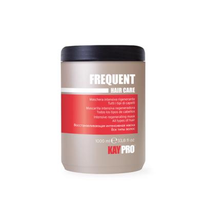 Интенсивная восстанавливающая маска  для всех типов волос KAYPRO FREQUENT, 1000 ml