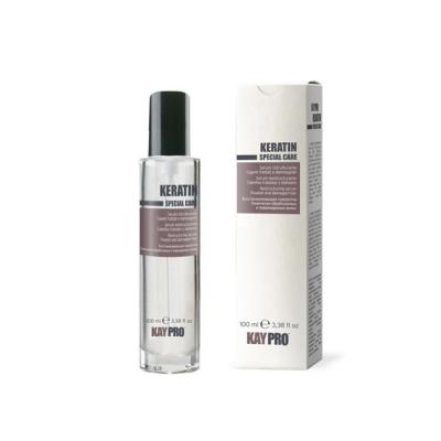 Реструктурирующая сыворотка с кератином для химически поврежденных волос KAYPRO KERATIN, 100ml
