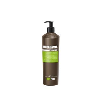 Восстанавливающий кондиционер с маслом макадамии для ломких и чувствительных волос KAYPRO MACADAMIA, 350 ml
