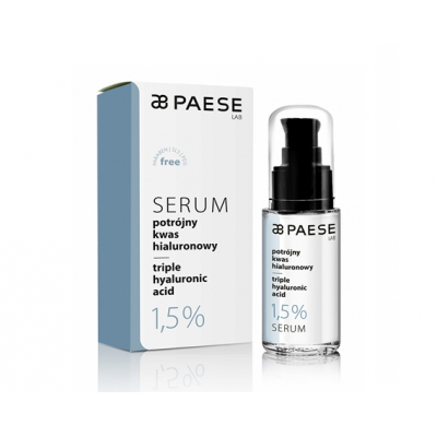 PAESE Serum hyaluronic acid Серум с гиалуроновой кислотой, 30ml