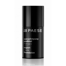 PAESE Expert Foundation Mатирующий тональный крем для жирной и комбинированной кожи, 30ml