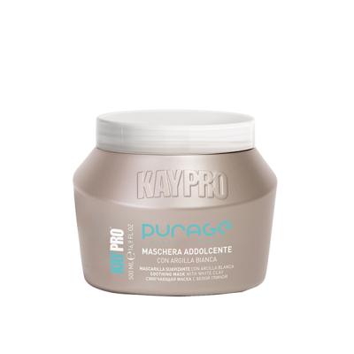 Смягчающая маска с белой глиной KAYPRO PURAGE Detox, 350 ml