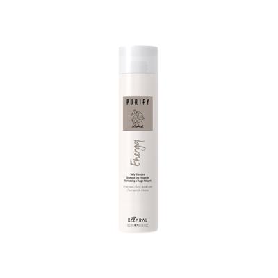 Интенсивный энергетический шампунь с ментолом для волос Kaaral PURIFY ENERGY SHAMPOO, 1000 ml