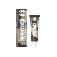 REFECTOCIL Краска для бровей и ресниц Eyelash and eyebrow tint 3, Натуральный коричневый, 15ml