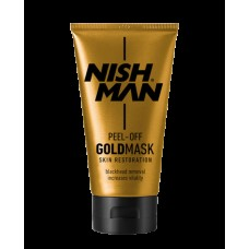 Золотая маска для лица NISHMAN GoldMask 150 мл