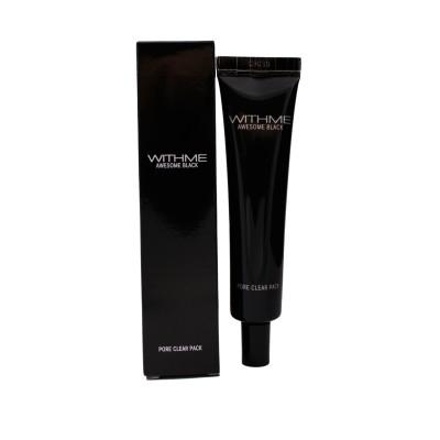 [WITHME] Маска для лица ОЧИЩАЮЩАЯ Awesome Black Pore Clear Pack, 30 гр