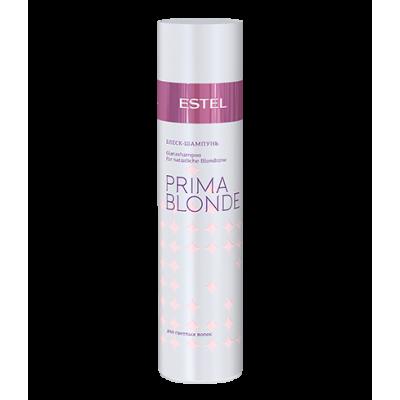 Блеск-шампунь для светлых волос PRIMA BLONDE, 250 мл
