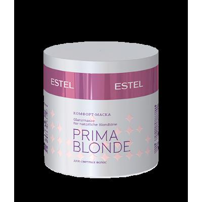 Комфорт-маска для светлых волос PRIMA BLONDE, 300 мл