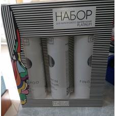 Tashe / Набор для кератинового выпрямления волос Keratin Platinum
